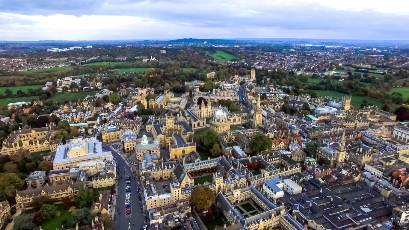 Oxford City Local Plan adopted