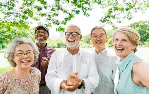 Five Stories from Older People 1